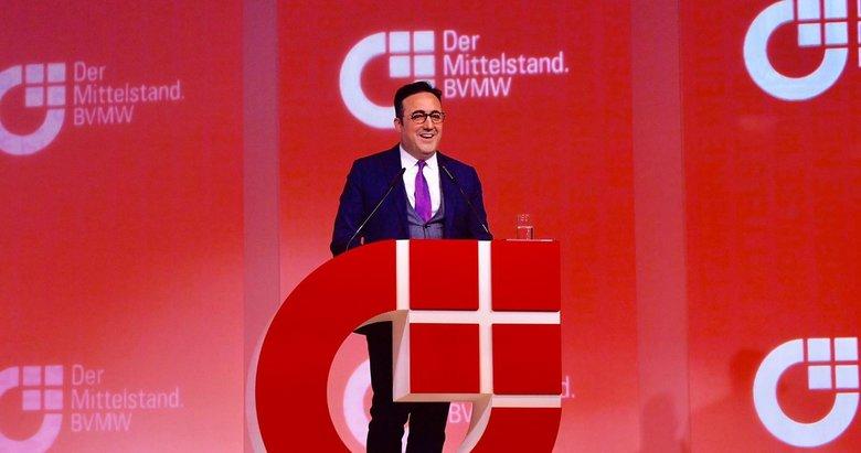 THY Yönetim Kurulu Başkanı İlker Aycı, BVMW Genel Kurulu'nda konuştu