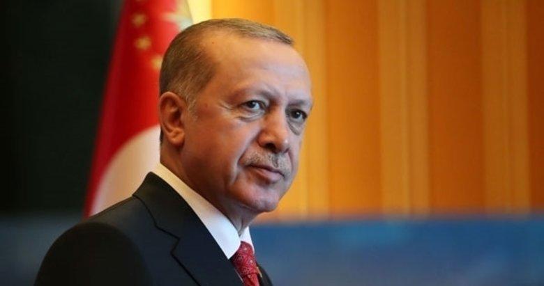 Başkan Erdoğan D-8'in 23. kuruluş yıl dönümünü kutladı