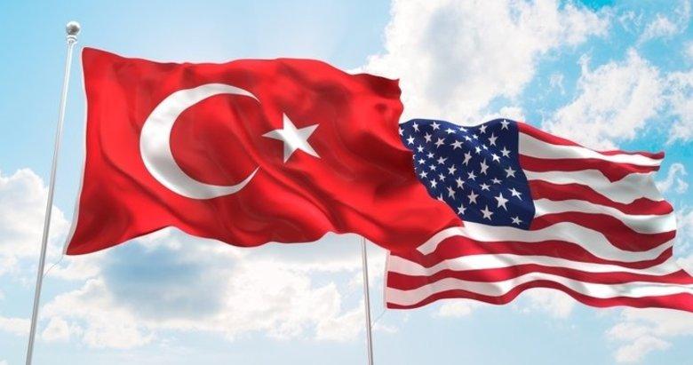 Türkiye ve ABD arasında önemli toplantı
