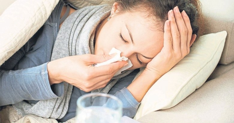 Sonbaharda hasta olmayın