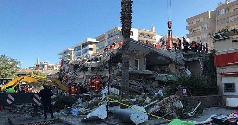İzmir'deki depremin teknik raporu yayınlandı!