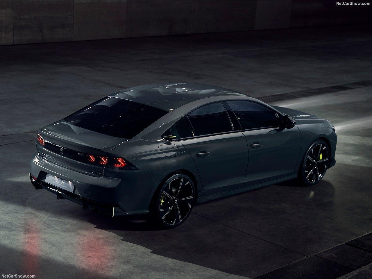 Peugeot Yeni Modelini Tanıttı Peugeot 508 Sport Engineeredın
