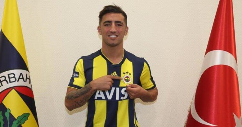 Fenerbahçe, Allahyar Sayyadmanesh'i Zorya Luhansk'a kiraladı