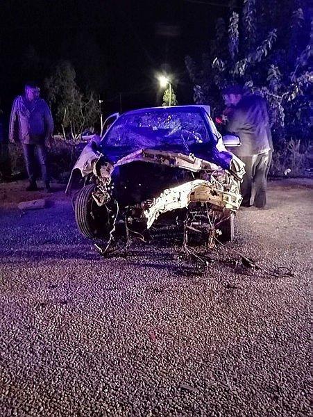 Aydın'da feci kaza! Yaralılar var