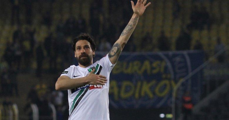 Sözleşmesi sezon sonunda bitecek olan Olcay Şahan, Denizlispor'da kalmak istiyor