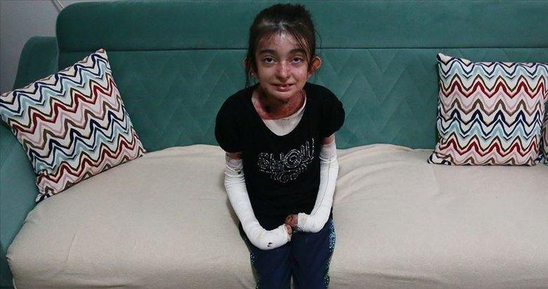'Kelebek çocuk Elfida' hayatını kaybetti
