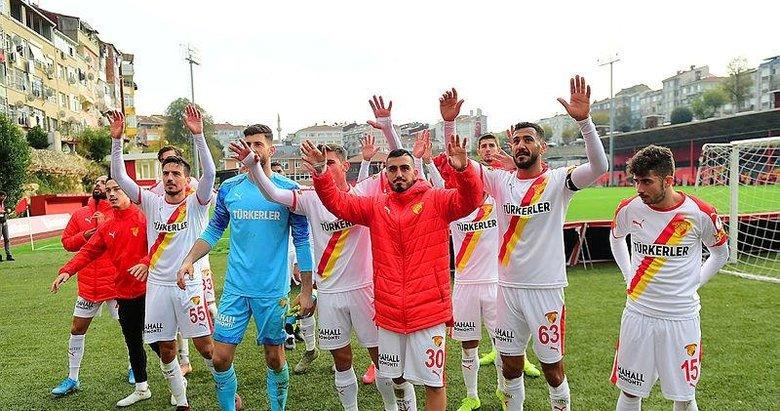 Göztepe, MKE Ankaragücü maçının hazırlıklarına başladı