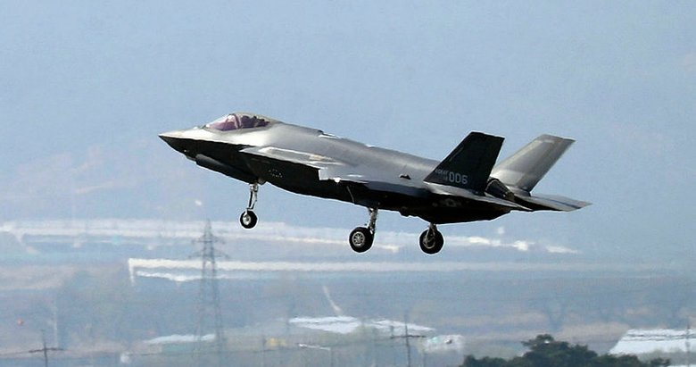 Hükümetten flaş F-35 mesajı