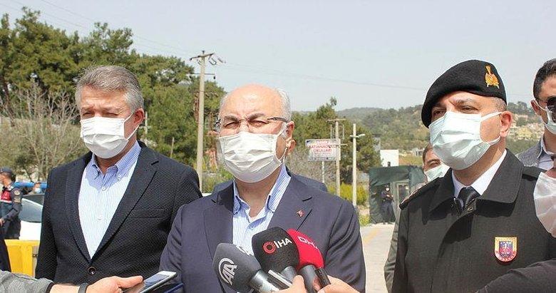 İzmir'de vaka artışı nasıl? Son durum nedir? Vali Köşger'den koronavirüs açıklamaları
