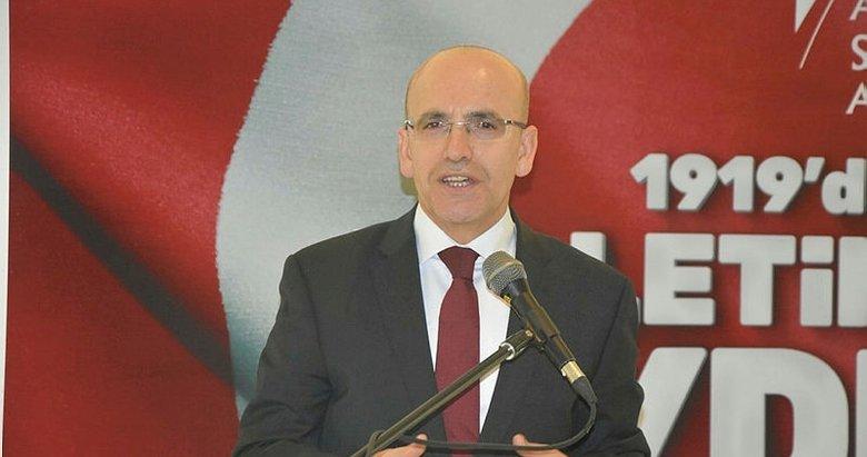Başbakan Yardımcısı Mehmet Şimşek zili çaldı