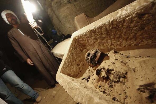 Asırlara konu olan sır çözüldü! İşte çığlık atan 4 bin yıllık mumyanın gizemi
