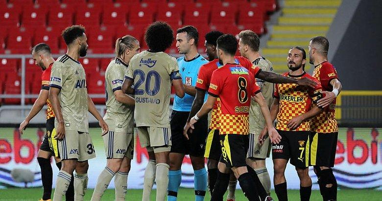 Göztepe 2 - 3 Fenerbahçe | Maç sonucu