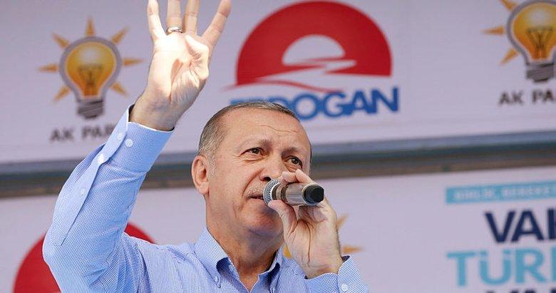'Vizyonu olmayan, büyük Türkiye'yi inşa edemez'