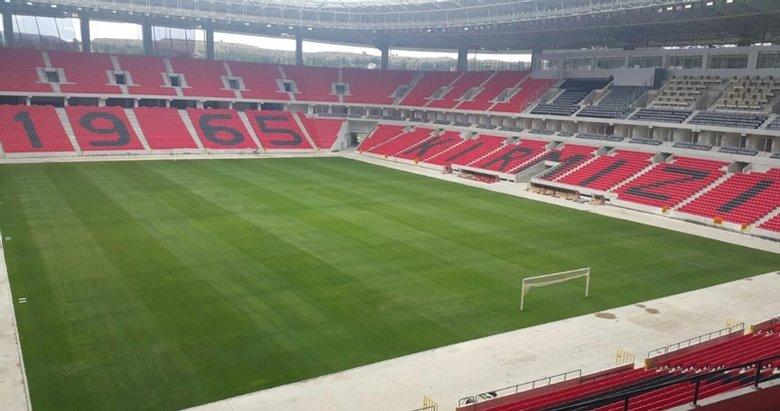 Stadı kapatılan Eskişehirspor'un maçı Afyonkarahisar'a alındı