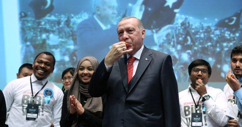 'Kimse bize demokrasi dersi veremez'