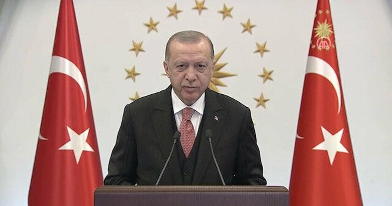 Başkan Erdoğan'dan Türkiye-Arnavutluk Fier Dostluk Hastanesi Açılış Programı'nda önemli açıklamalar