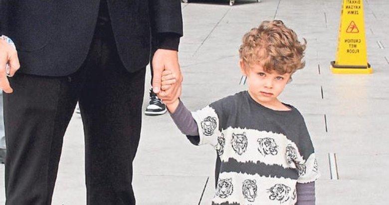 Leon babasının izinden gidiyor