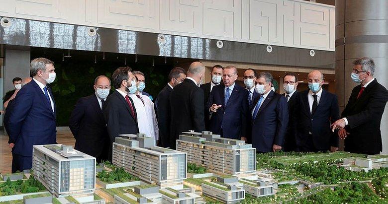 Sağlığın merkez üssü Türkiye