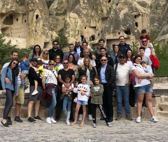 Pınar Altuğ ve Yağmur Atacan 10. Yıllarını böyle kutladı