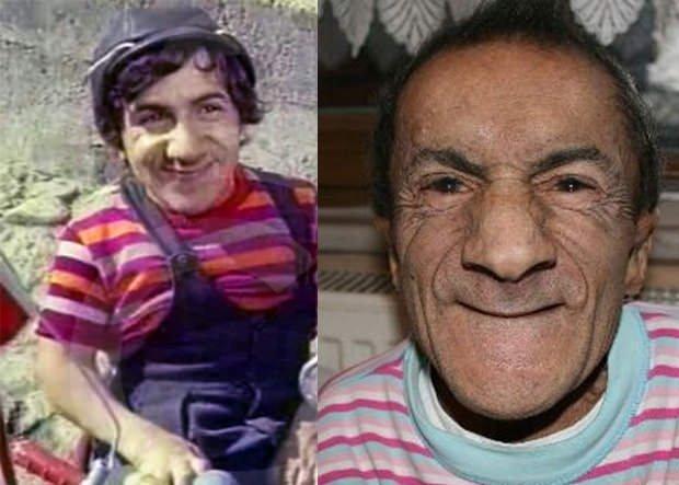 Kemal Sunal'ın Şark Bülbülü filminde Hatice'si Ayşen Cansev'in inanılmaz değişimi