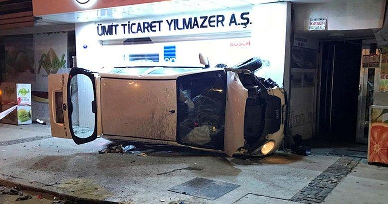 İzmir'de faciaya ramak kala!