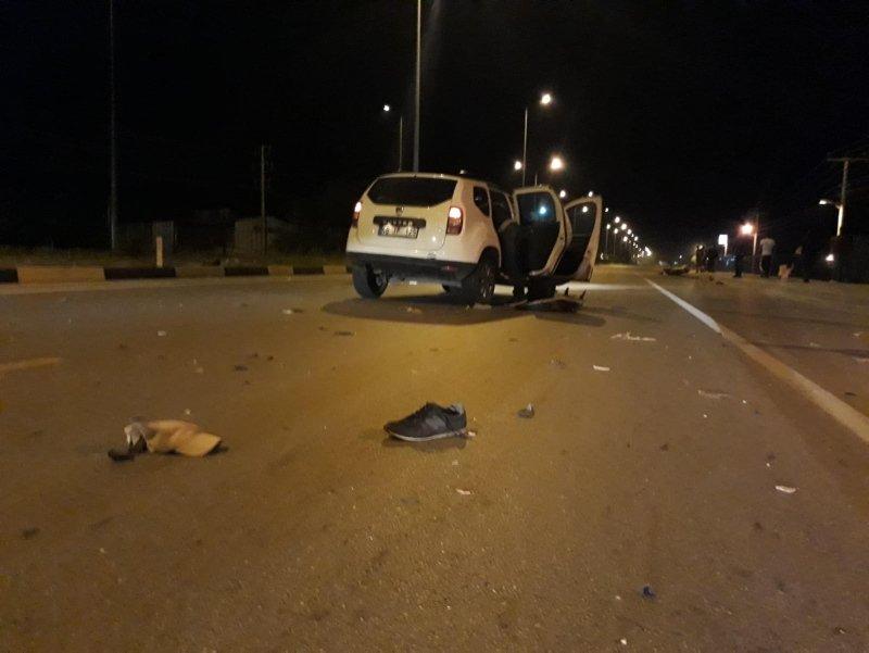 Muğla'da acı kaza! Hurdaya döndü: 1 ölü, 1 yaralı