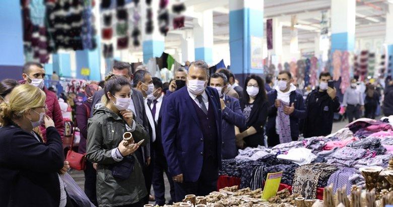 Manisa Sosyete Pazarı açıldı