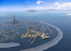 Dünyanın ilk yüzen kenti için tarih verildi