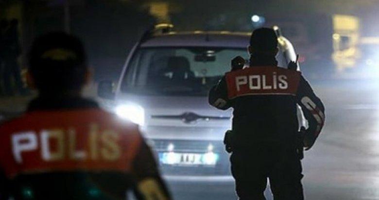 İzmir'de aranan 518 kişi yakalandı