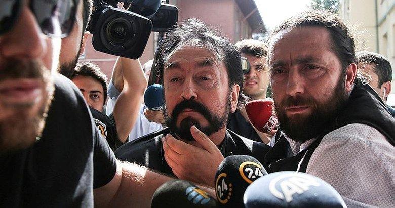 Adnan Oktar soruşturmasında gözaltındaki 2 kişi tutuklandı