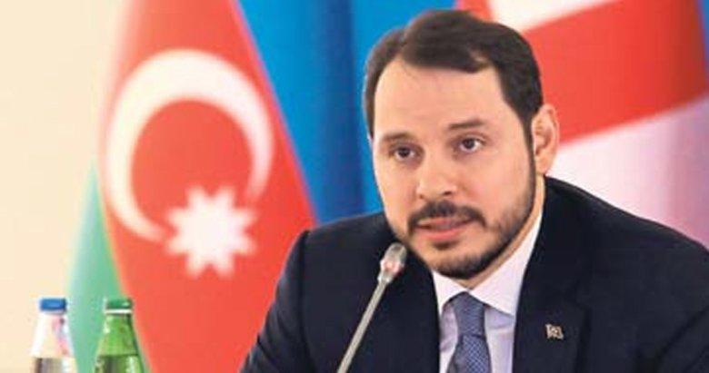 """""""Enerjinin taşınmasında Türkiye en önemli güzergah"""""""
