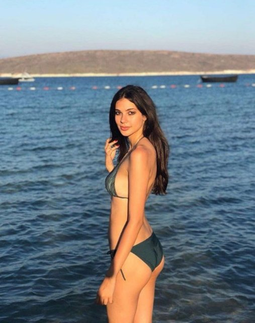 Deren Talu'dan bikinili paylaşım