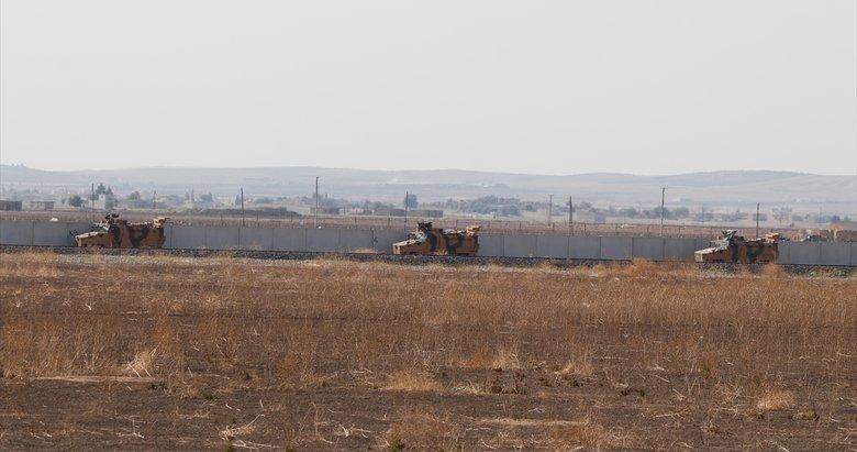 Fırat'ın doğusunda Rusya ile ikinci ortak devriyesi tamamlandı