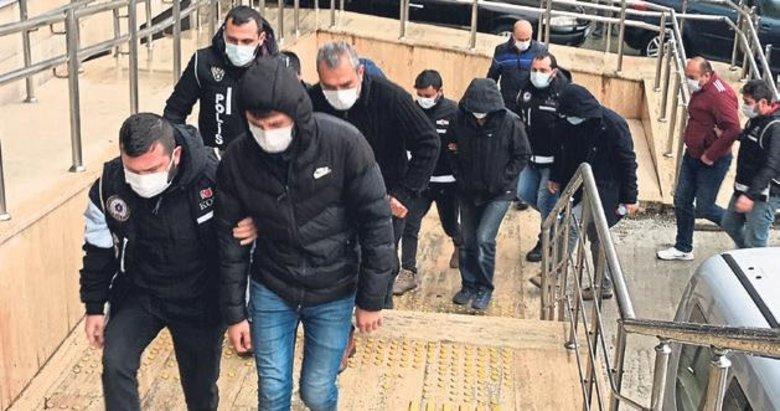 FETÖ'nün yeni Zonguldak yapılanması çökertildi