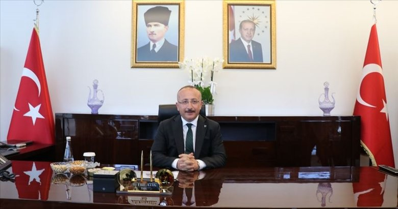 Denizli Valisi Ali Fuat Atik'ten vatandaşa üslup özrü