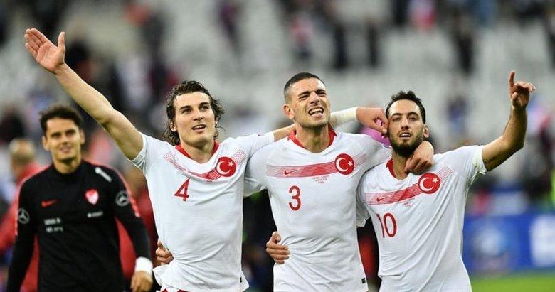 Son dakika: A Milli Takımımızın Dünya Kupası elemelerindeki rakipleri