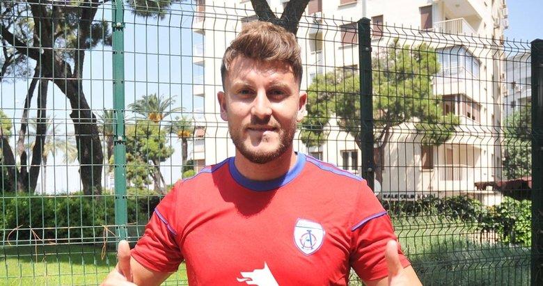 Altınordu golcü Sefa'yla imzaladı