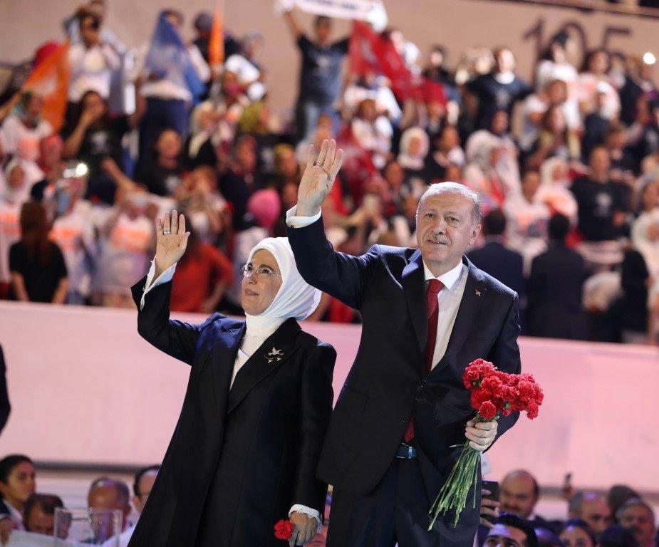 Başkan Erdoğan yerel seçim startını veriyor