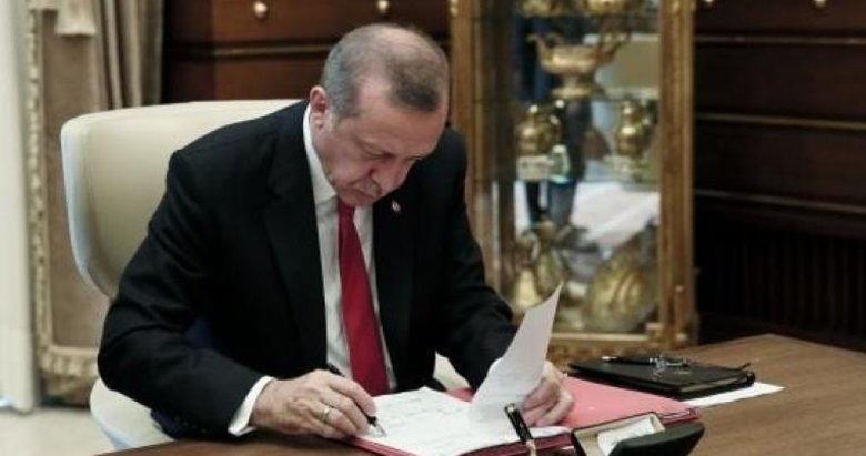 Erdoğan'dan bürokrasinin azaltılması genelgesi