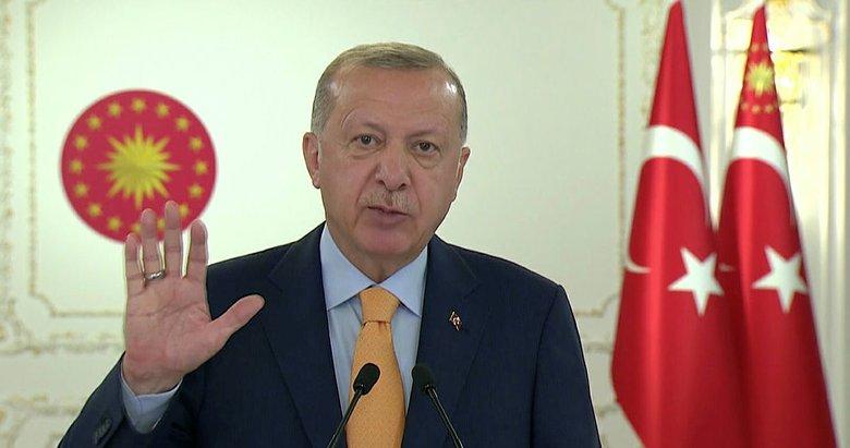 Başkan Erdoğan'dan BM Genel Kurulu'nda önemli açıklamalar