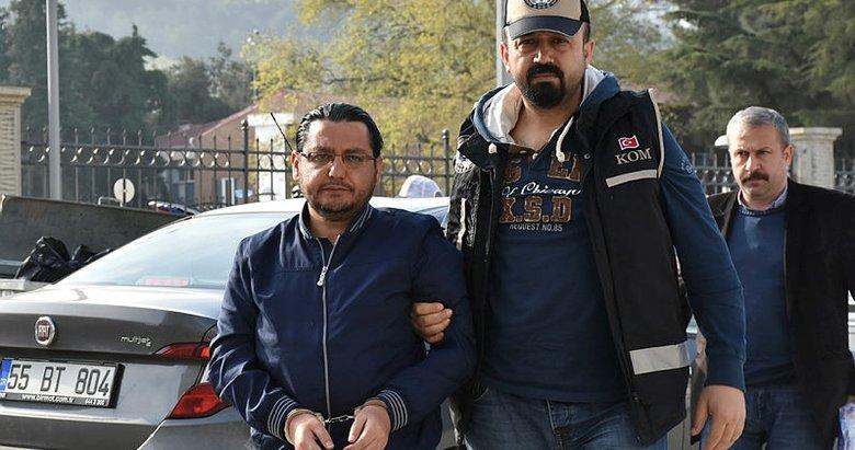 FETÖnün bölge imamı Yunanistan bayraklı yatta yakalandı!