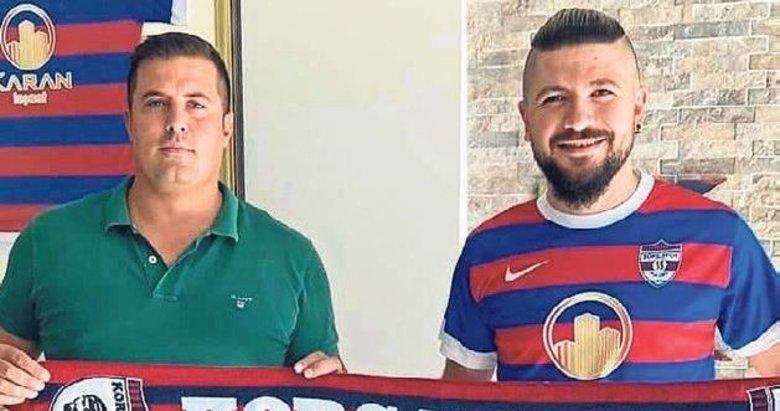Sökespor, forvete Mehmet Çagrı'yı aldı