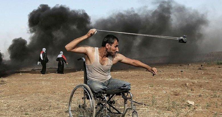 Filistinde direnişin sembolü olan Fadi Abu Salah hayatını kaybetti