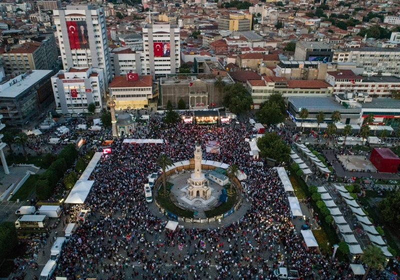 İzmir'de '15 Temmuz' buluşması