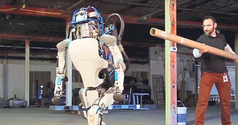İnsana en yakın robot: Atlas