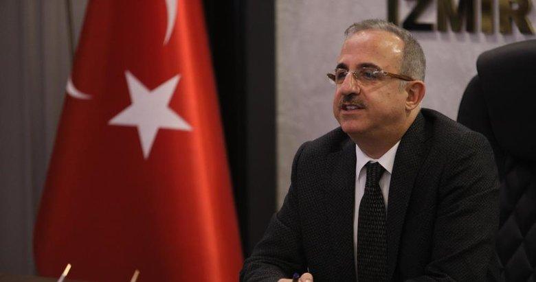 AK Parti İzmir İl Başkanı Sürekli'den 9 Eylül kutlaması