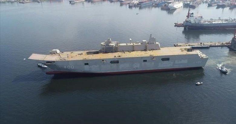 Mavi Vatan yeni gemiler ve denizaltılarla korunacak