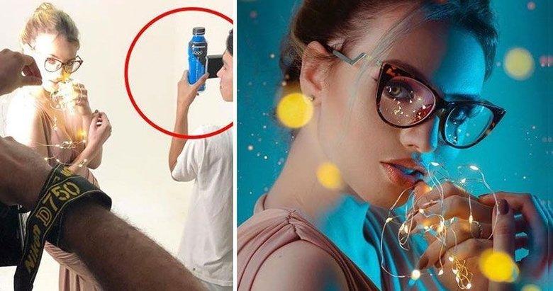 Fotoğrafçı sosyal medyanın ünlü fotoğraflarını deşifre etti