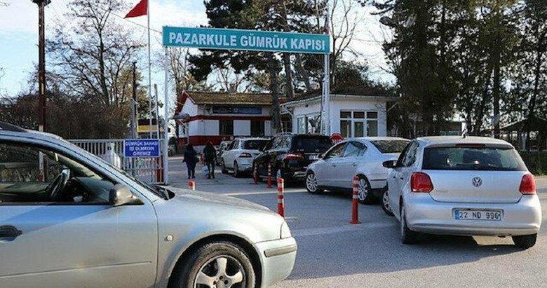 Yunanistan ile Türkiye arasındaki sınır kapılarının açılacağı tarih belli oldu