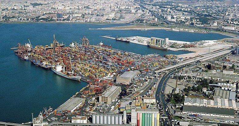 İzmir Limanında tarama başladı